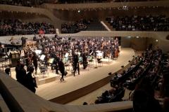 Der Auftritt des Orchesters...