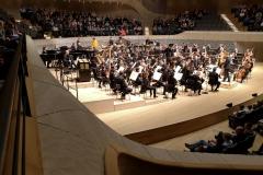 ... und des Dirigenten
